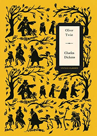 Oliver Twist (Vintage Classics Dickens Series) Cover
