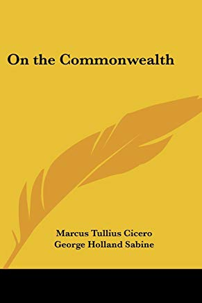 On the Commonwealth Cover