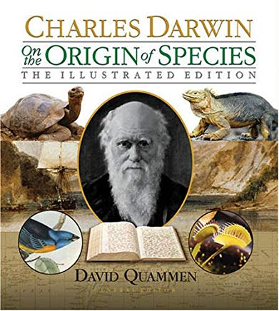 On the Origin of Species: The Illustrated Edition Cover