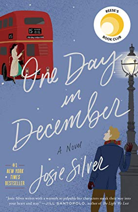 One Day in December: A Novel Cover