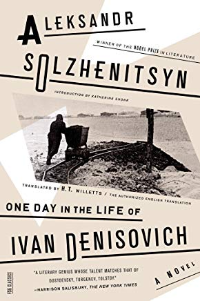 One Day in the Life of Ivan Denisovich: A Novel (FSG Classics) Cover