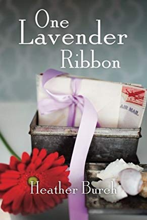One Lavender Ribbon Cover