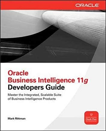 Oracle Business Intelligence 11g Developers Guide Cover
