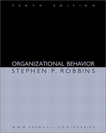 Organizational Behavior and Skills Self Assessment Library V2.0 CD-ROM, 10th Edition Cover