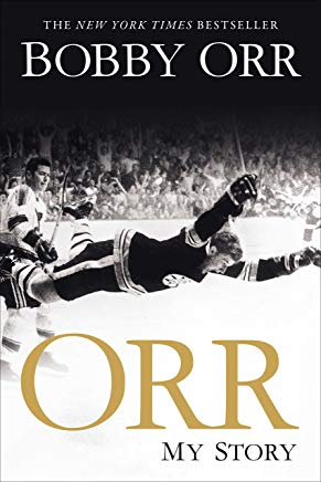 Orr: My Story Cover