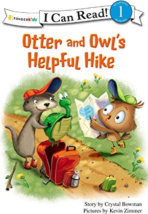 Otter and Owl's Helpful Hike (I Can Read! / Otter and Owl Series) Cover