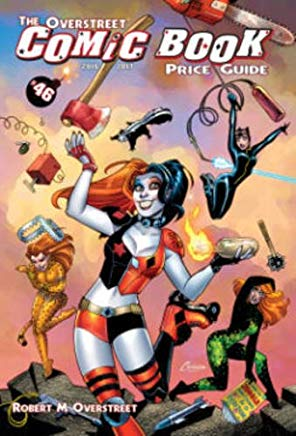 Overstreet Comic Book Price Guide Volume 46 Cover