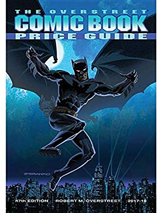 Overstreet Comic Book Price Guide Volume 47 Cover