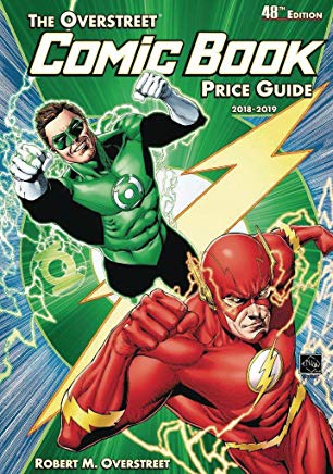 Overstreet Comic Book Price Guide Volume 48 Cover
