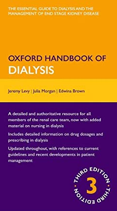 Oxford Handbook of Dialysis (Oxford Medical Handbooks) Cover