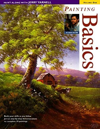 Paint Along with Jerry Yarnell Volume One - Painting Basics Cover