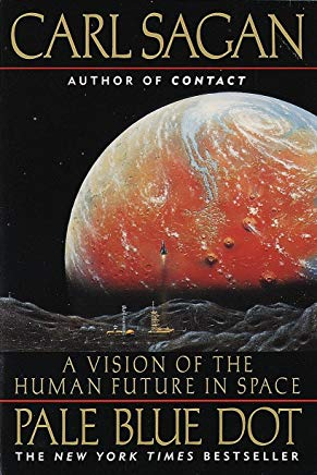 Pale Blue Dot: A Vision of the Human Future in Space Cover