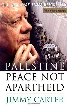 Palestine: Peace Not Apartheid by Carter, Jimmy published by Simon & Schuster (2007) Cover