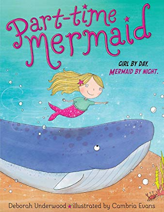 Part-time Mermaid Cover