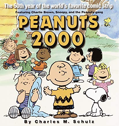 Peanuts 2000: The 50th Year Of The World's Favorite Comic Strip Cover