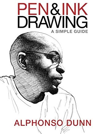 Pen and Ink Drawing: A Simple Guide Cover
