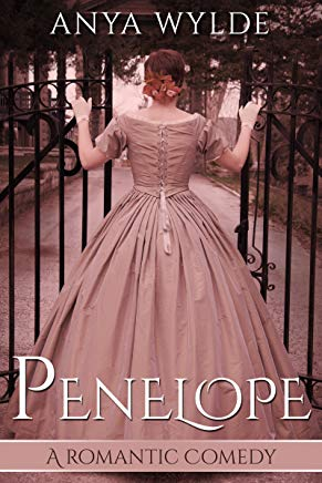 Penelope ( A Madcap Regency Romance ) (The Fairweather Sisters Book 1) Cover