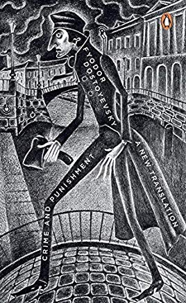 Penguin Classics Crime and Punishment Cover
