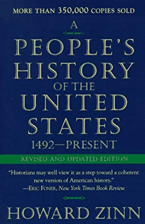 People's History of the United States, A Cover