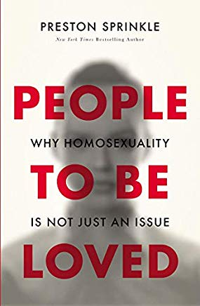 People to Be Loved: Why Homosexuality Is Not Just an Issue Cover