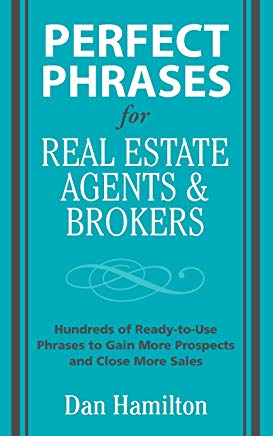 Perfect Phrases for Real Estate Agents & Brokers (Perfect Phrases Series) Cover