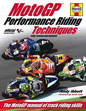 Performance Riding Techniques - Fully revised and updated: The MotoGP manual of track riding skills Cover