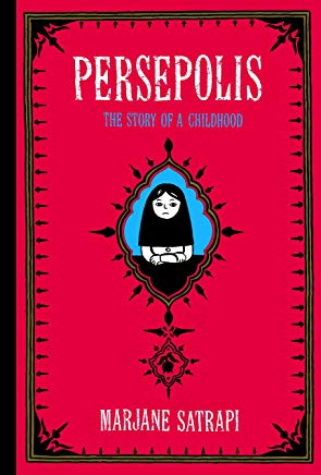 Persepolis: The Story of a Childhood (Pantheon Graphic Library) Cover