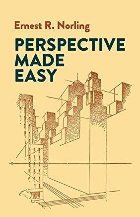 Perspective Made Easy (Dover Art Instruction) Cover