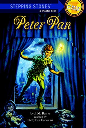 Peter Pan (A Stepping Stone Book(TM)) Cover