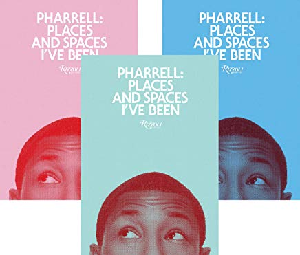 Pharrell: Places and Spaces I've Been Cover