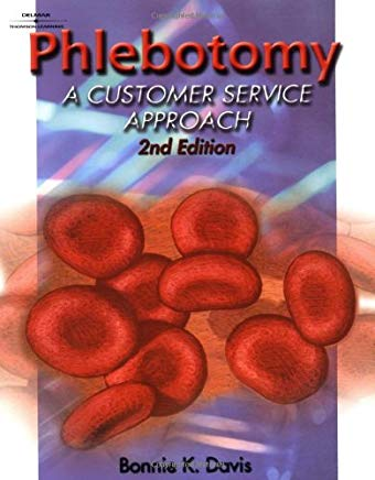 Phlebotomy: A Customer-Service Approach Cover