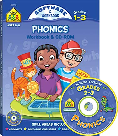 Phonics 1-3 (On Track Software) Cover