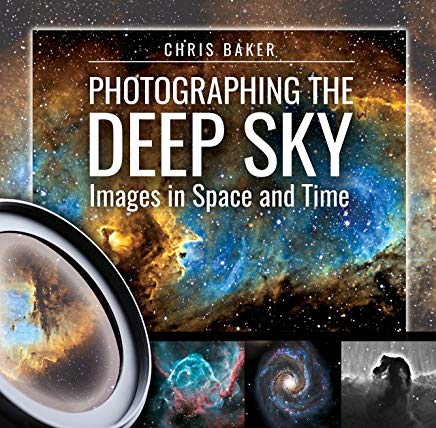 Photographing the Deep Sky: Images in Space and Time Cover