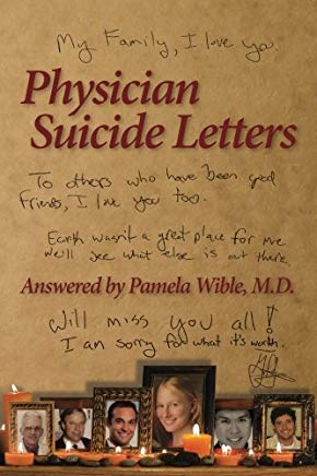 Physician Suicide Letters Answered Cover