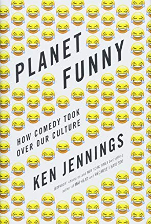 Planet Funny: How Comedy Took Over Our Culture Cover