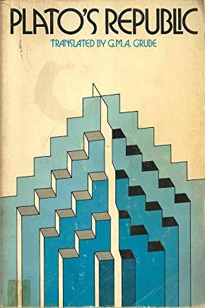 Plato's Republic Cover