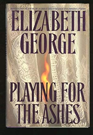 Playing for the Ashes (Inspector Lynley) Cover