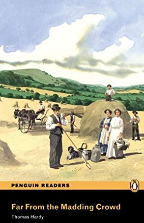 PLPR4: Far From the Madding Crowd (2nd Edition) (Penguin Readers, Level 4) Cover