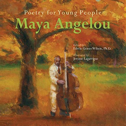 Poetry for Young People: Maya Angelou Cover