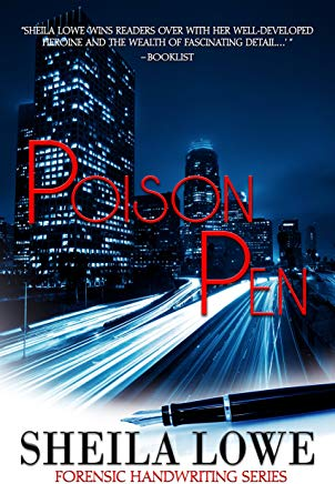 Poison Pen (Forensic Handwriting Mystery Book 1) Cover