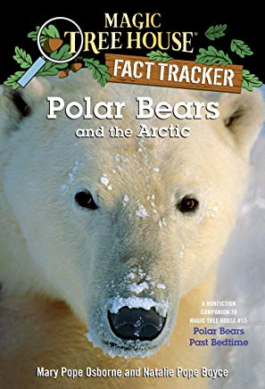 Polar Bears and the Arctic: A Nonfiction Companion to Magic Tree House Cover