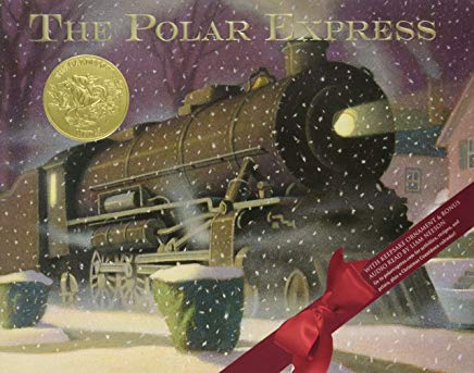 Polar Express 30th anniversary edition Cover