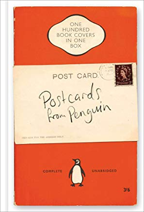 Postcards from Penguin: One Hundred Book Covers in One Box Cover