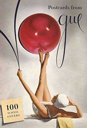 Postcards from Vogue: 100 Iconic Covers Cover