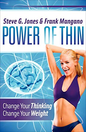 Power of Thin: Change Your Thinking, Change Your Weight Cover