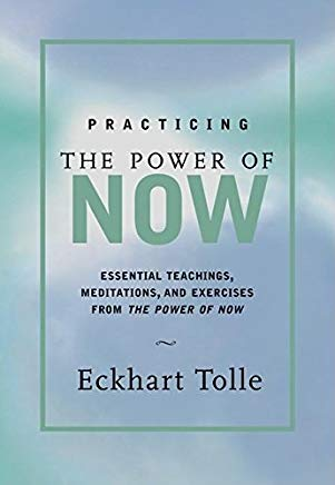 Practicing the Power of Now: Essential Teachings, Meditations, and Exercises From The Power of Now Cover