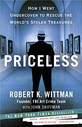 Priceless: How I Went Undercover to Rescue the World's Stolen Treasures Cover