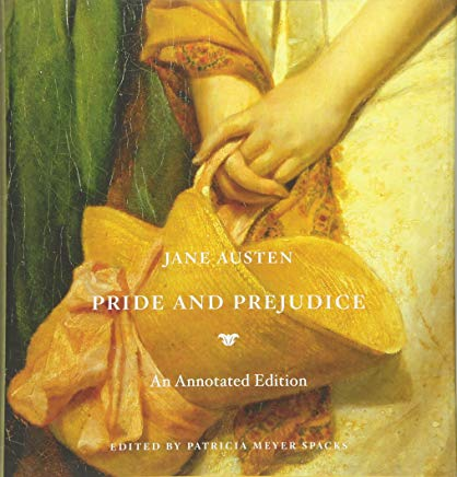 Pride and Prejudice: An Annotated Edition Cover