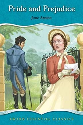 PRIDE AND PREJUDICE (Award Essential Classic) Cover