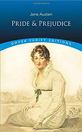 Pride and Prejudice (Dover Thrift Editions) Cover